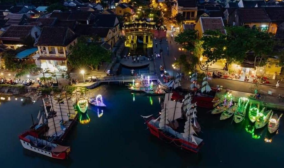 Tái hiện thương cảng Hội An xưa