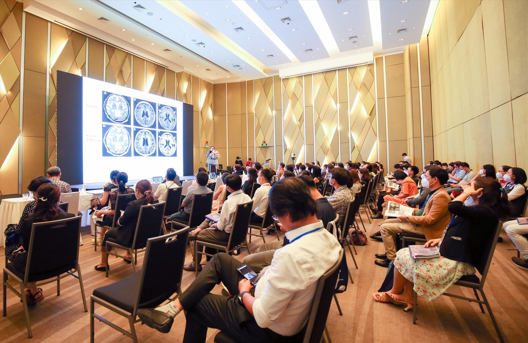 Hội nghị tập trung vào 6 nhóm chủ đề y khoa được quan tâm nhất hiện nay