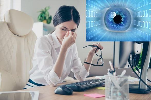 Hội chứng màn hình thiết bị điện tử vô cùng nguy hiểm