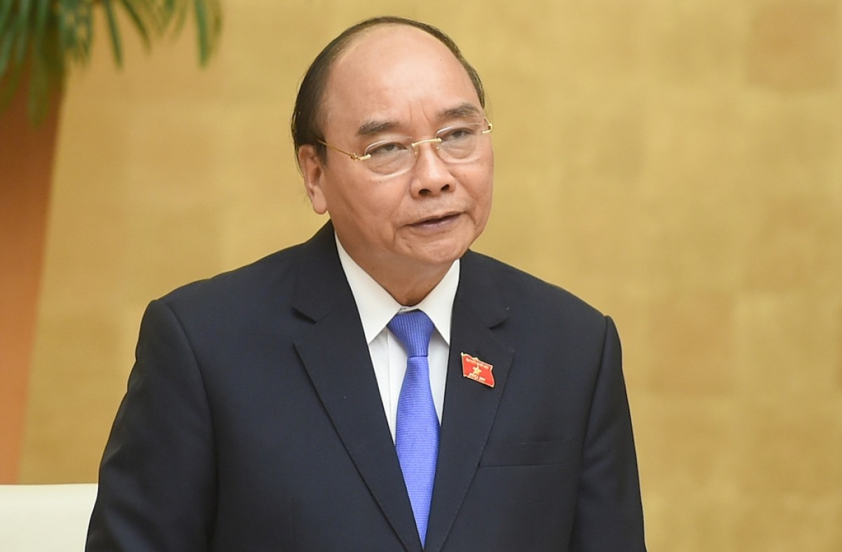 PM Nguyen Xuan Phuc wants the vaccine passport scheme to be completed soon.