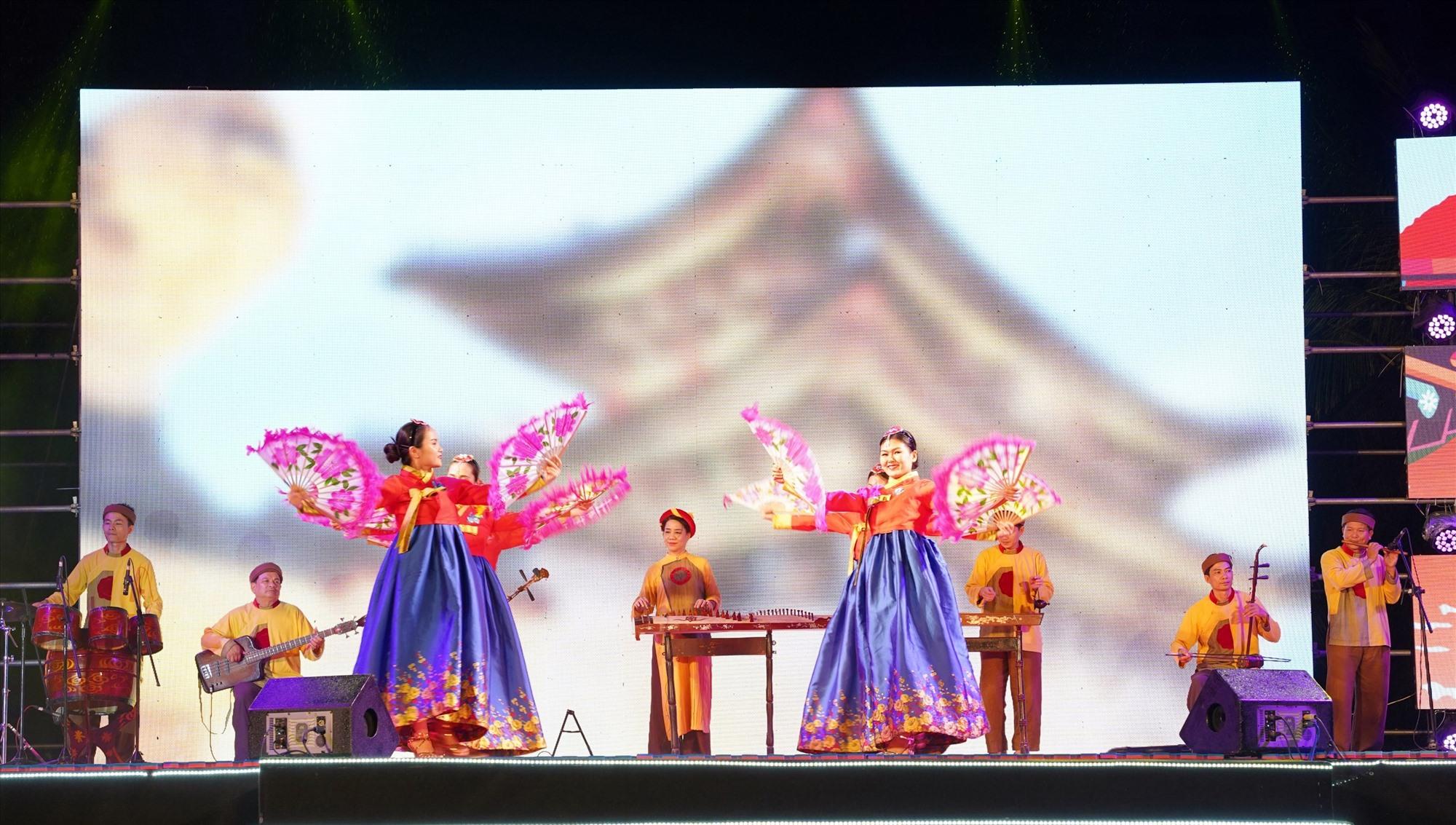 Đây là lần thứ 3 sự kiện Những ngày văn hóa Hàn Quốc tại Quảng Nam được tổ chức