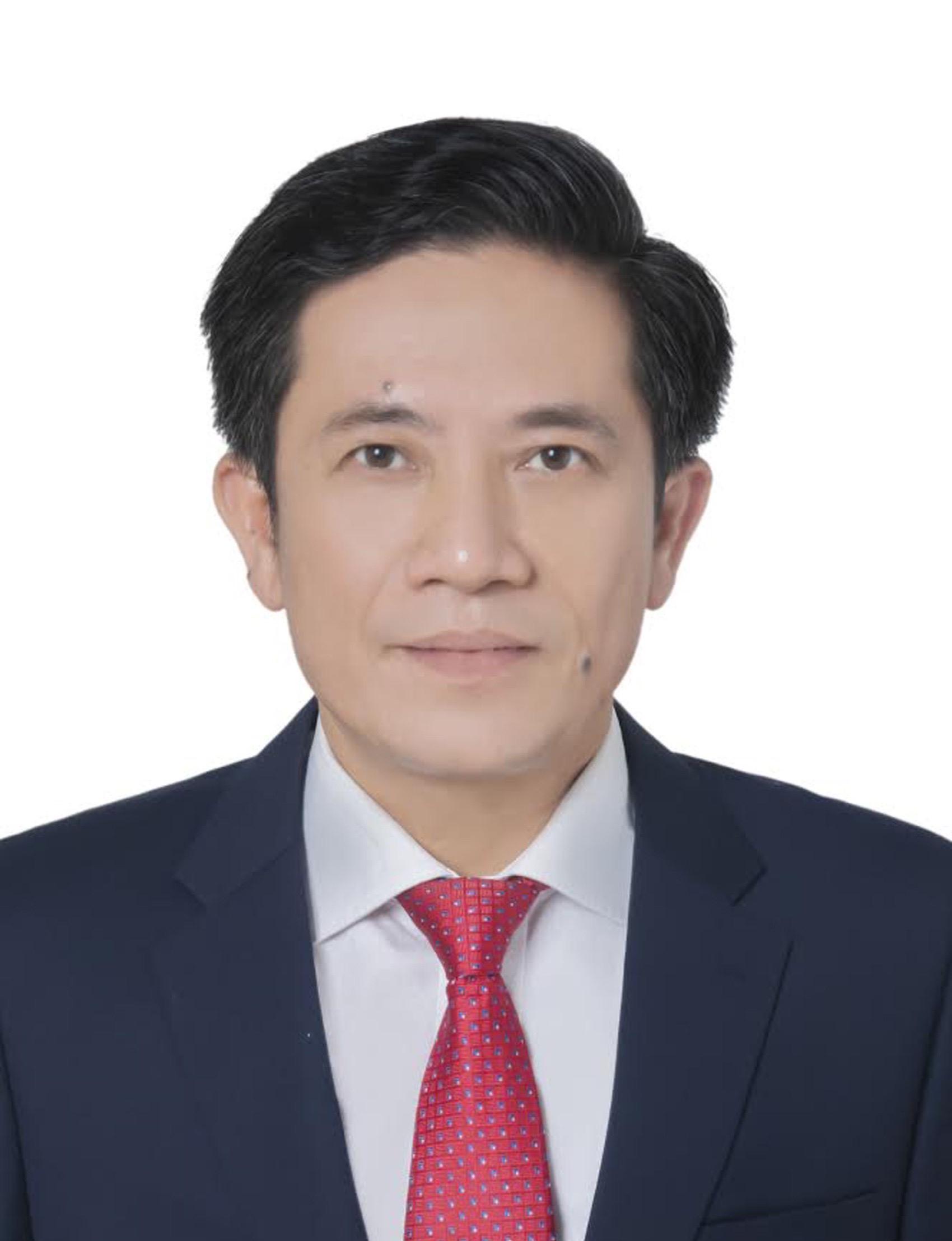 Bí thư Thành ủy Tam Kỳ Trần Nam Hưng.