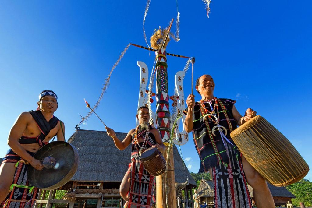 Quảng Nam hướng đến xây dựng, phát triển sự nghiệp văn hóa gắn với gìn giữ, lan tỏa giá trị, bản sắc. Ảnh: X.H
