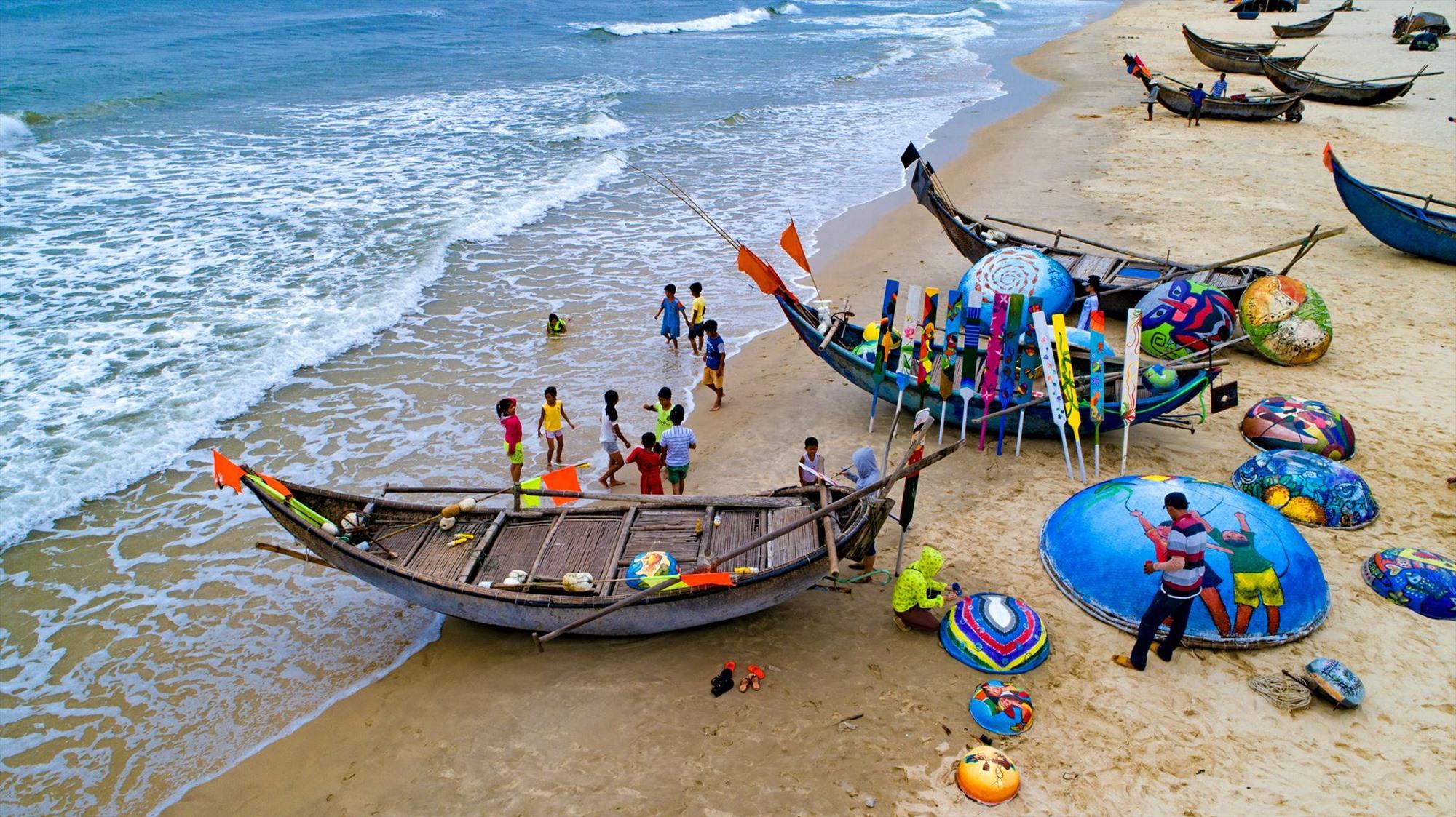 Nghị quyết phát triển sự nghiệp văn hóa nếu được ban hành sẽ là cú hích làm thay đổi diện mạo của văn hóa Quảng Nam. Ảnh: X.H
