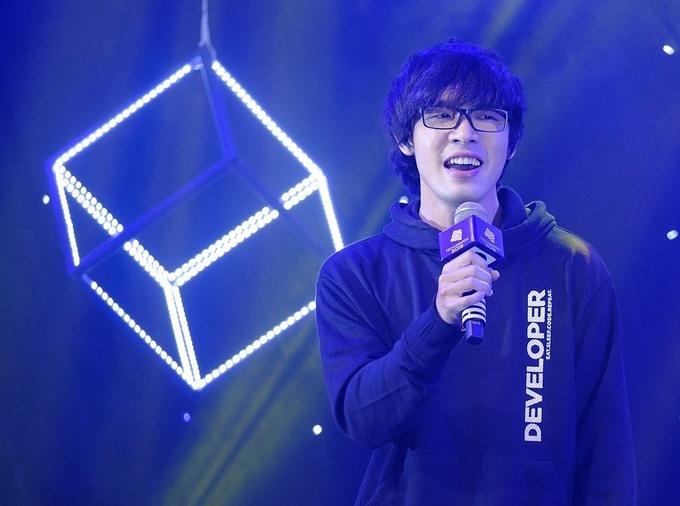 """Bảo Đại là gương mặt không còn xa lạ trong cộng đồng công nghệ Việt Nam, là tác giả của ca khúc """"dân IT"""" từng gây sốt năm 2019. Ảnh: VN Express"""