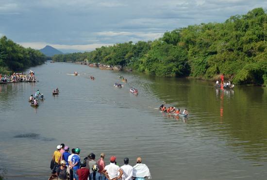 Sông Vĩnh Điện. Ảnh: VĨNH LỘC