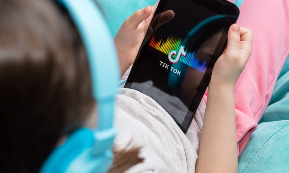 Hành vi của TikTok được cho là có thể gây ảnh hưởng đến hơn 3,5 triệu trẻ em tại Anh. Ảnh: PYMNTS.com
