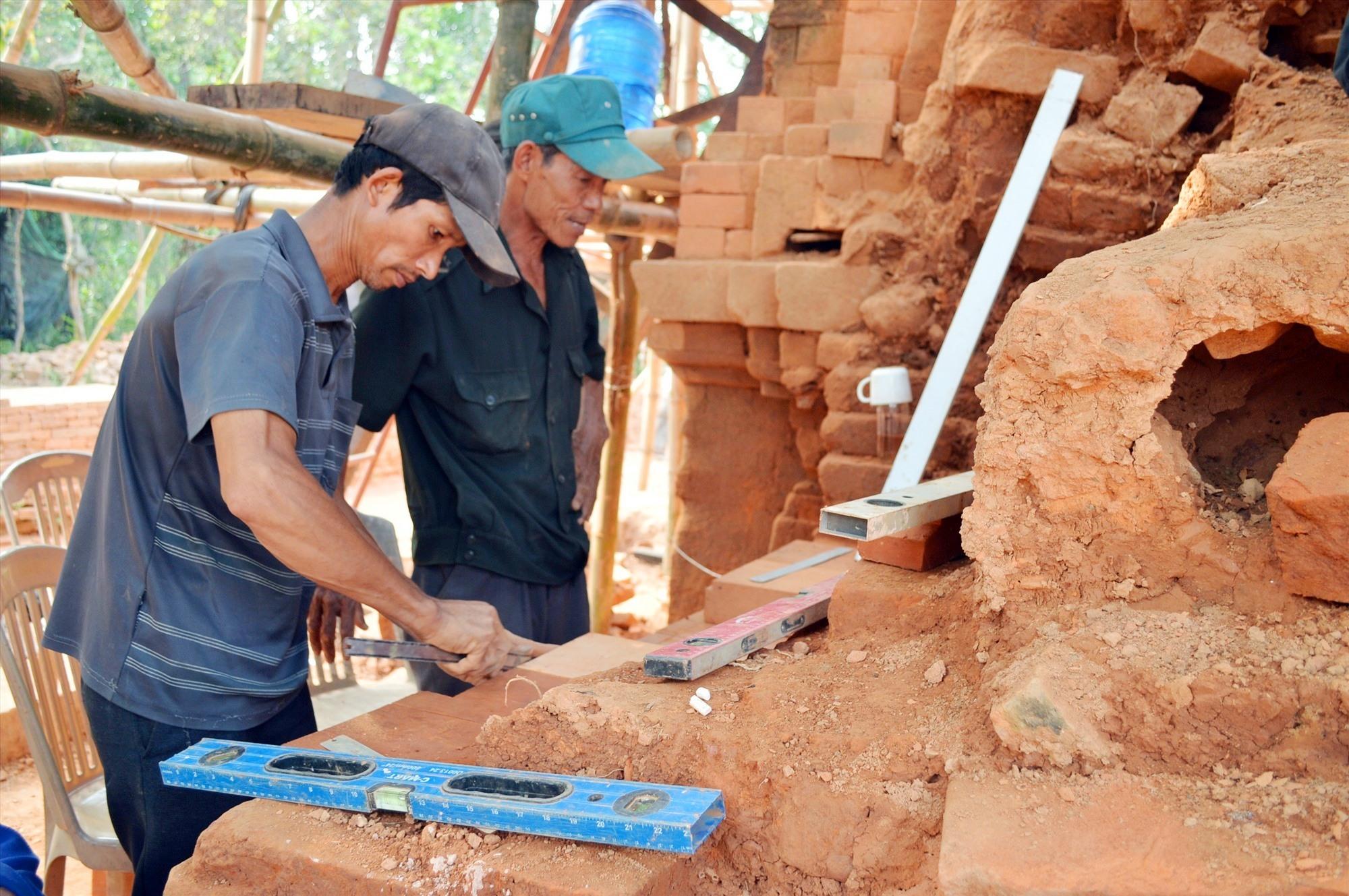 Dự án bảo tồn trùng tu nhóm tháp A do Chính phủ Ấn Độ hỗ trợ kinh phí sẽ kết thúc trong năm nay