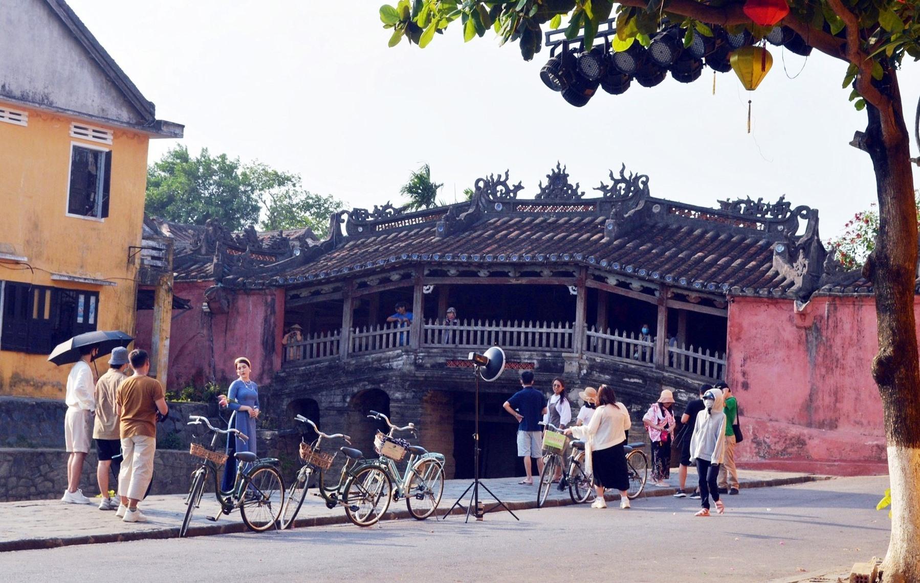 Japanese Bridge in Hoi An, Quang Nam