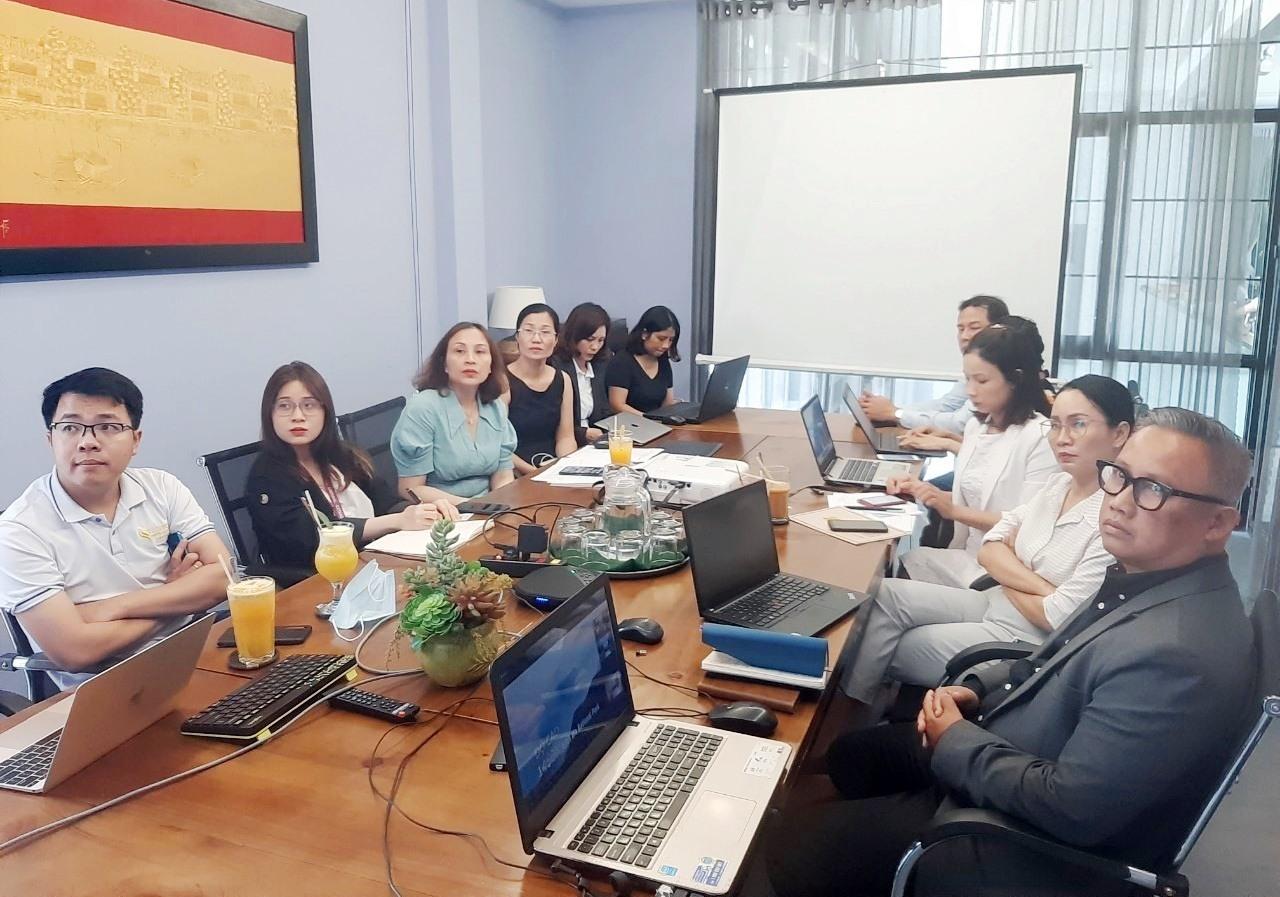 Điểm cầu trực tuyến Quảng Nam