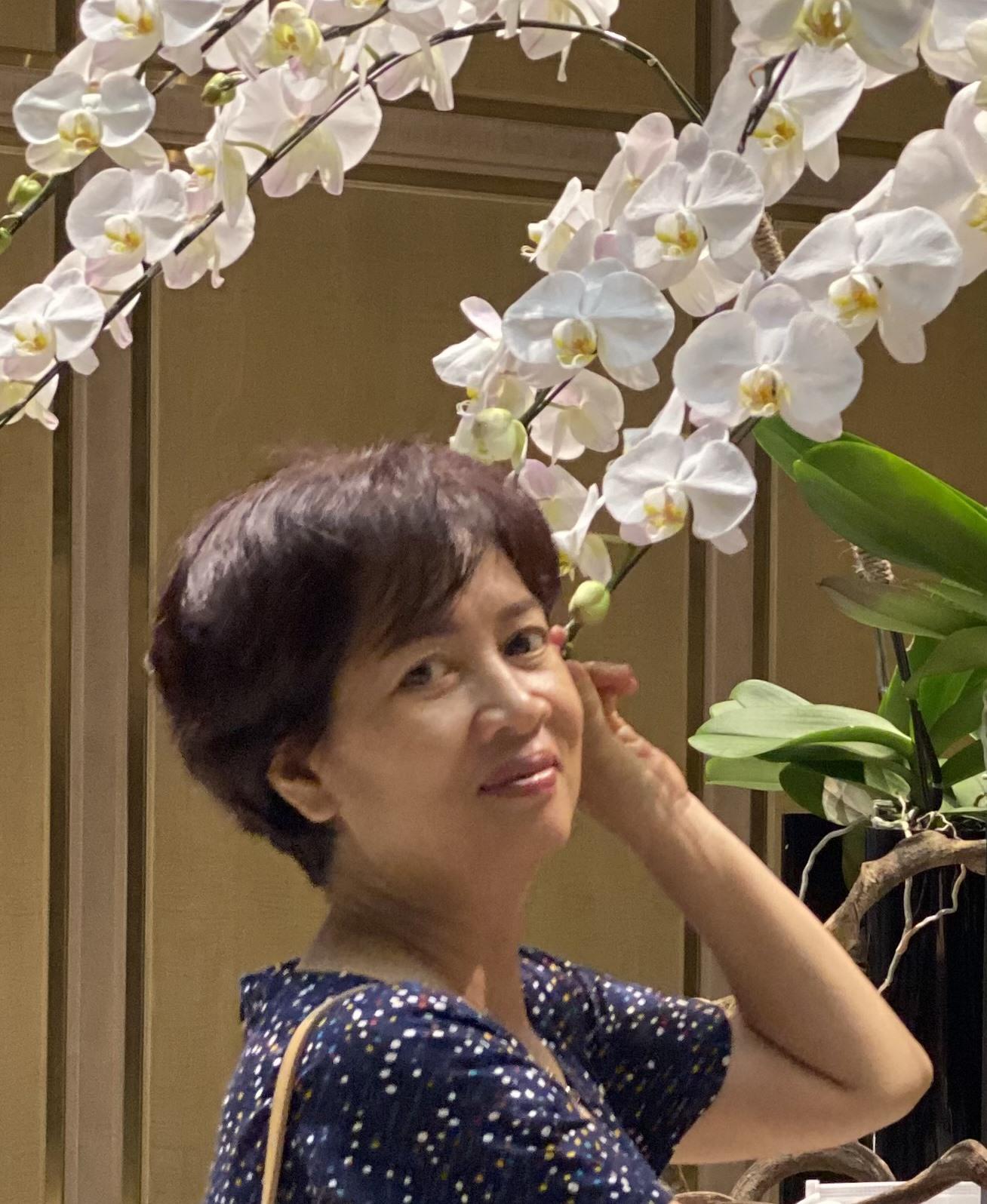 Mai Lan Hương.