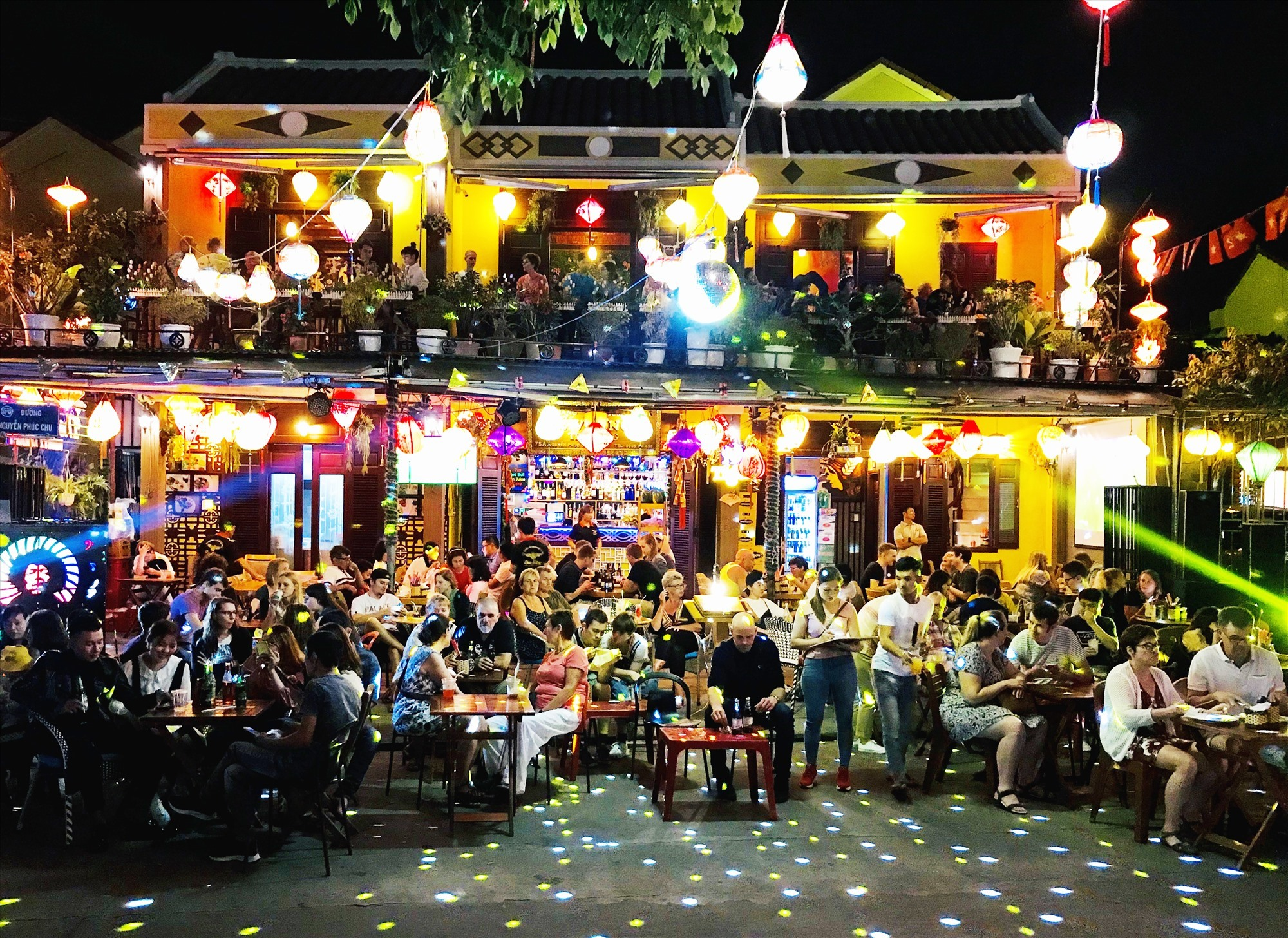 A night tourism product in Hoi An