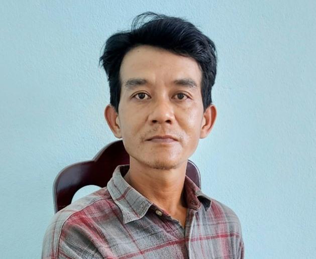 Đối tượng Trần Anh Tuấn.