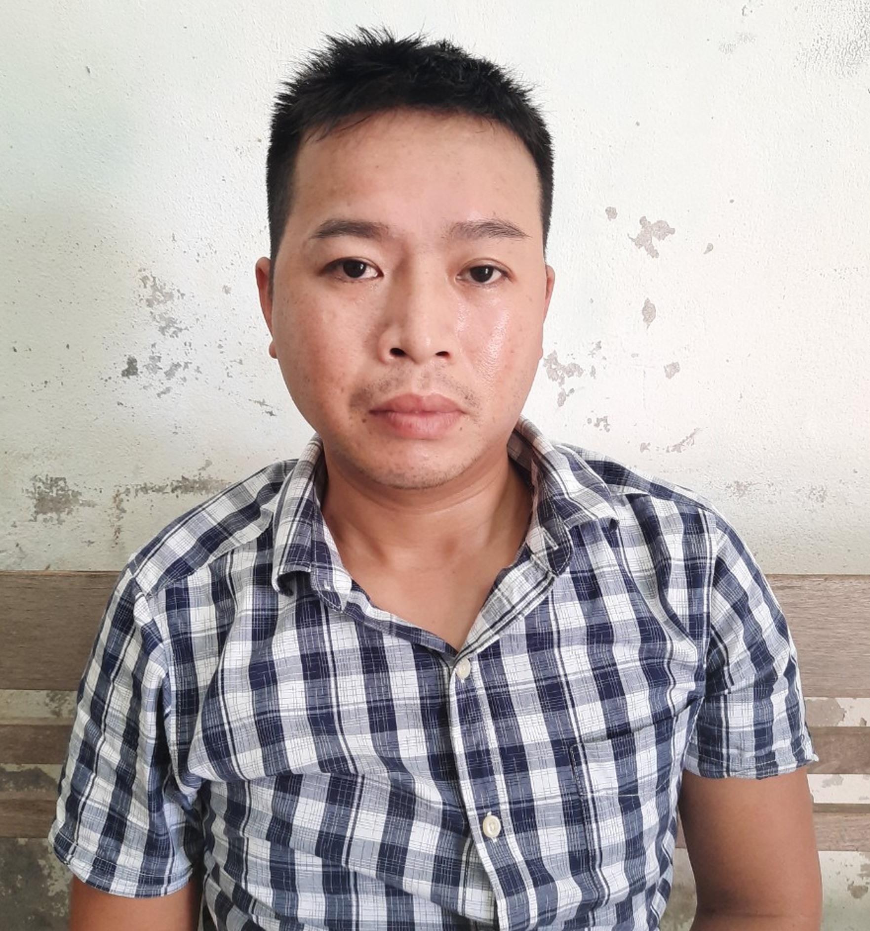 Đối tượng Lê Văn Dũng.