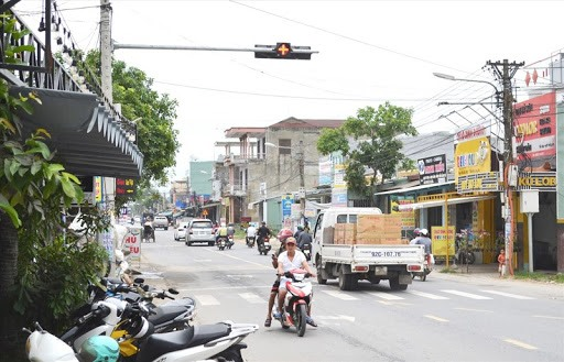 Face masks are required in public places in Quang Nam.