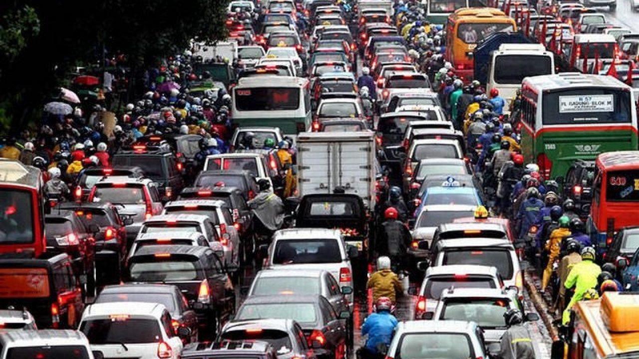 Jakarta, một trong những thành phố có giao thông tắc nghẽn nhất thế giới. Ảnh: factsofindonesia