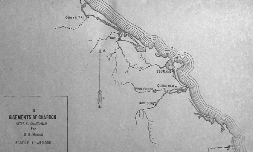 Mỏ than Vĩnh Phước và Nông Sơn.