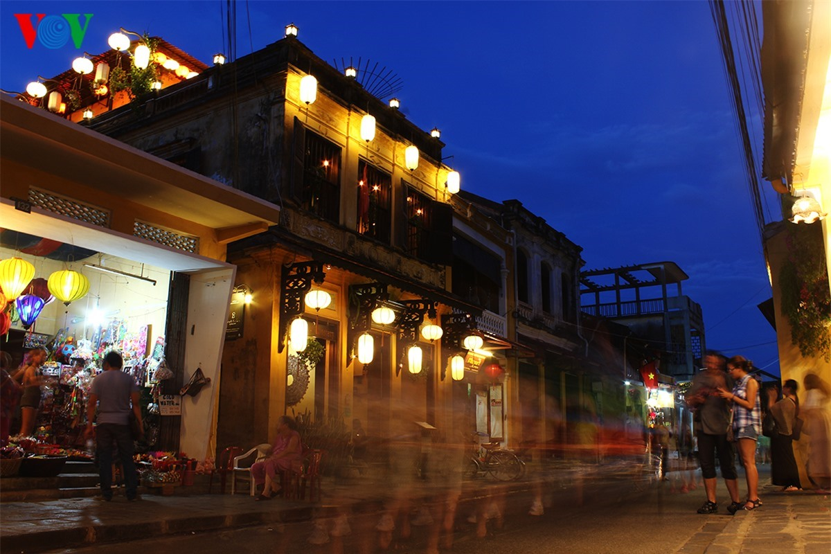 Lanterns are considered a specialty of Hoi An.