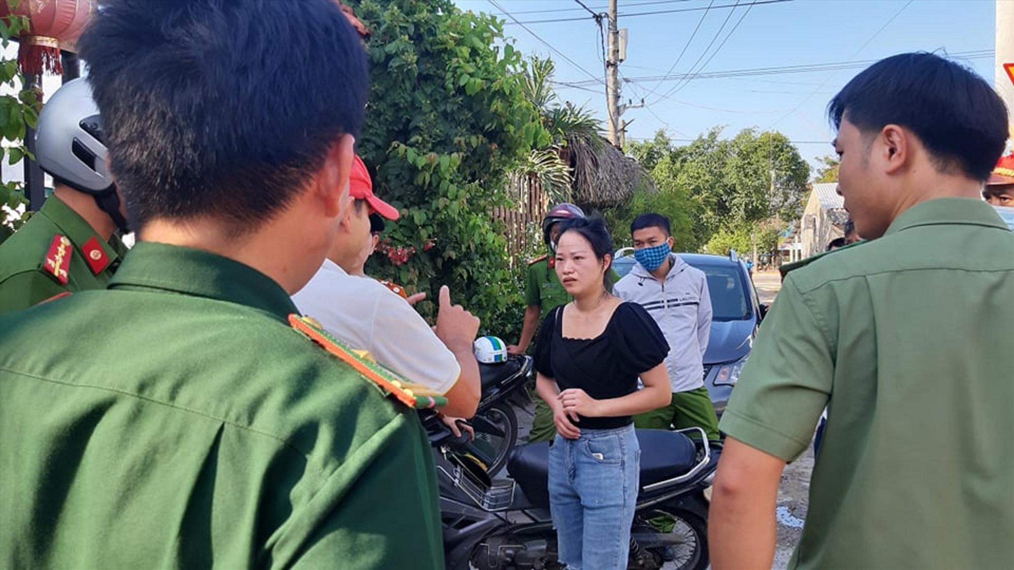 Quảng Nam từng phát hiện nhóm người Trung Quốc nhập cảnh, lưu trú trái phép vào tháng 7.2020. Ảnh: T.T