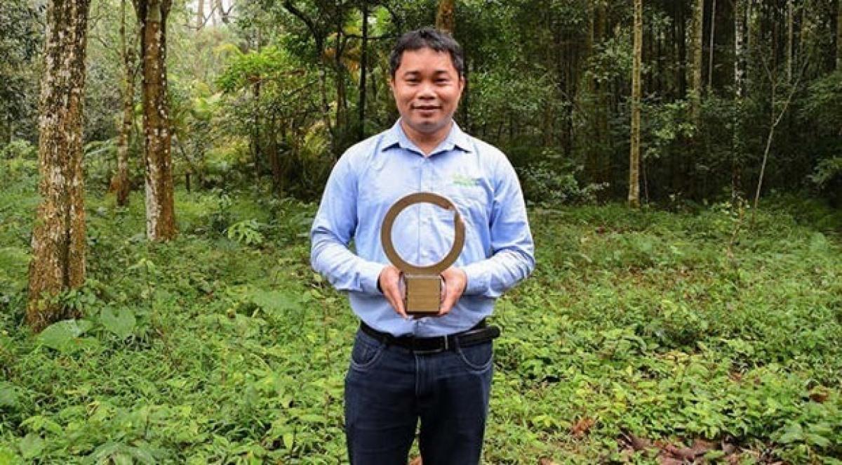 Director of Save Vietnam's Wildlife Nguyen Van Thai