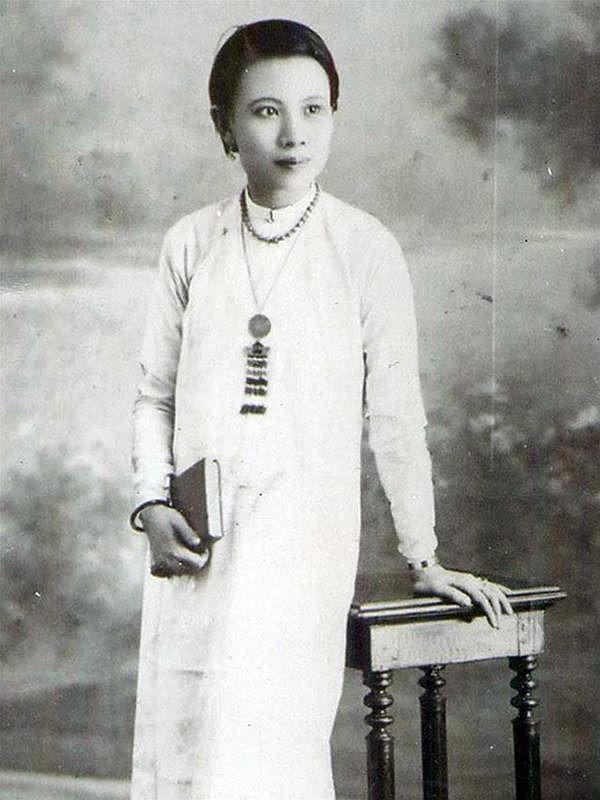 Huỳnh Thị Bảo Hòa là tác giả nữ Việt Nam đầu tiên có tiểu thuyết bằng Quốc ngữ được xuất bản. Ảnh: Internet