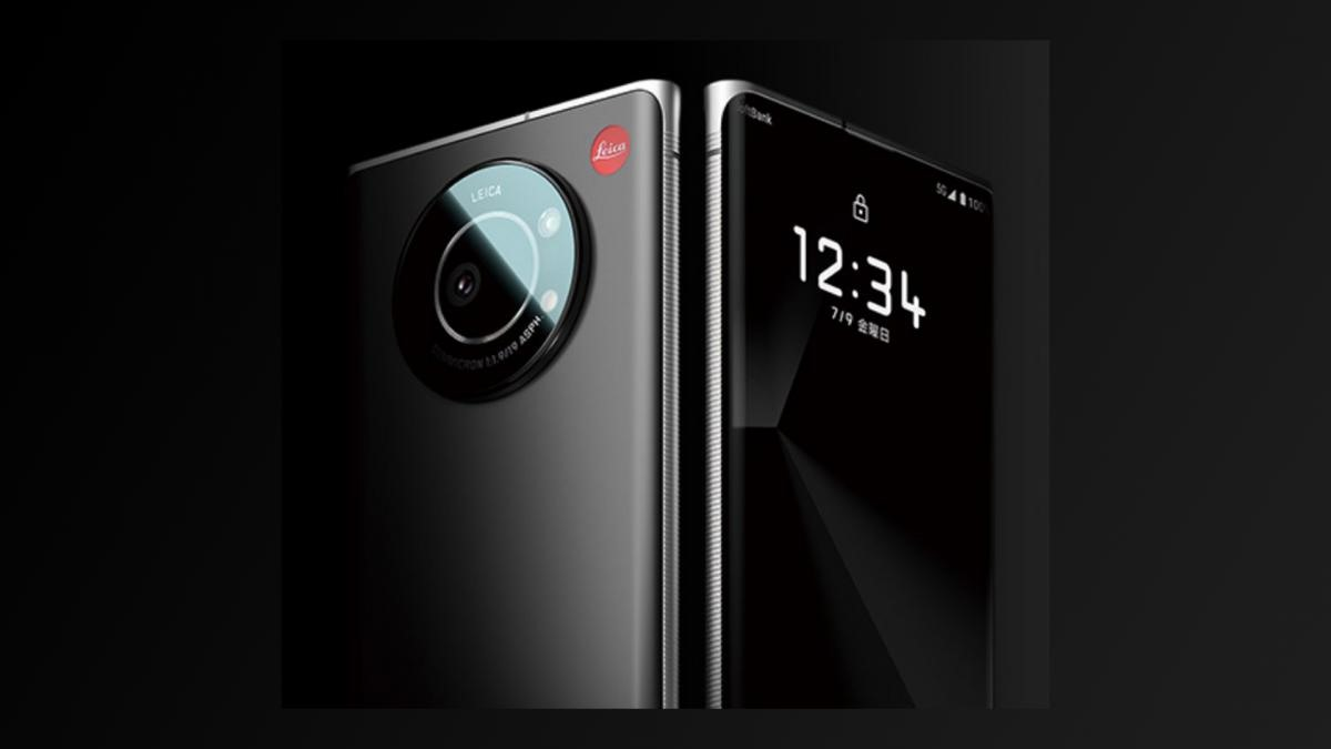 Leitz Phone 1 được nhà mạng Softbank phân phối độc quyền tại tại Nhật Bản với giá 187,920 Yên (tương đương 39 triệu đồng). Ảnh: Leica