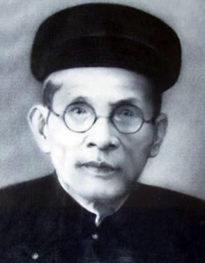 Huỳnh Thúc Kháng.