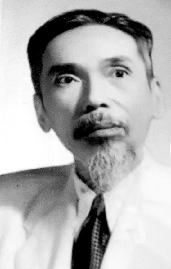 Phan Khôi.