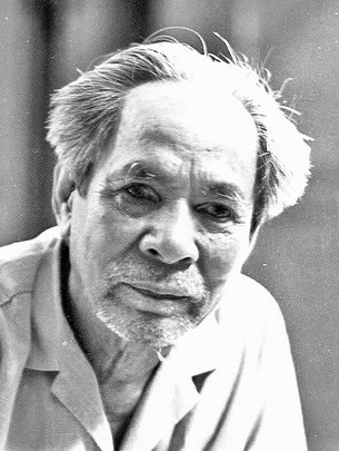 Nhà thơ Tế Hanh. Ảnh: Tư liệu