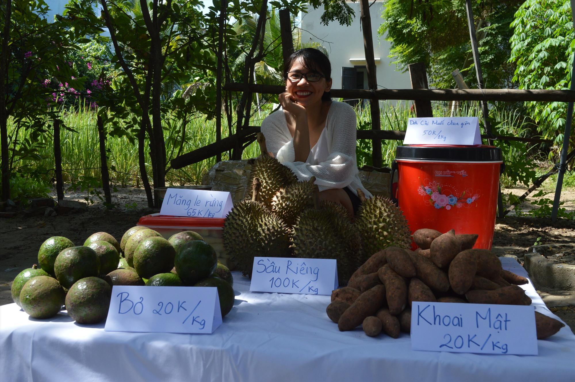Sàn thương mại điện tử Quảng Nam sẽ là nơi giới thiêu hàng hóa Quảng Nam như sản phẩm OCOP, cơ sở làng nghề, sản phẩm công nghiệp nông thôn tiêu biểu...