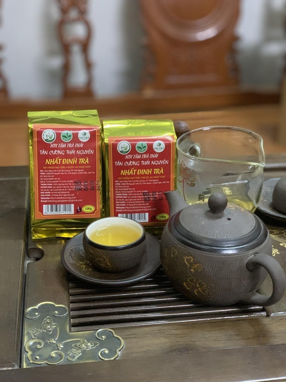 Hải Trà Tân Cương cung cấp trà Thái Nguyên ngon, sạch.