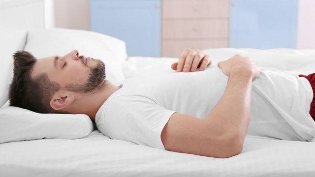 Phương pháp ngủ kiểu quân đội được đánh giá là rất hiệu quả ẢNH: SHUTTERSTOCK