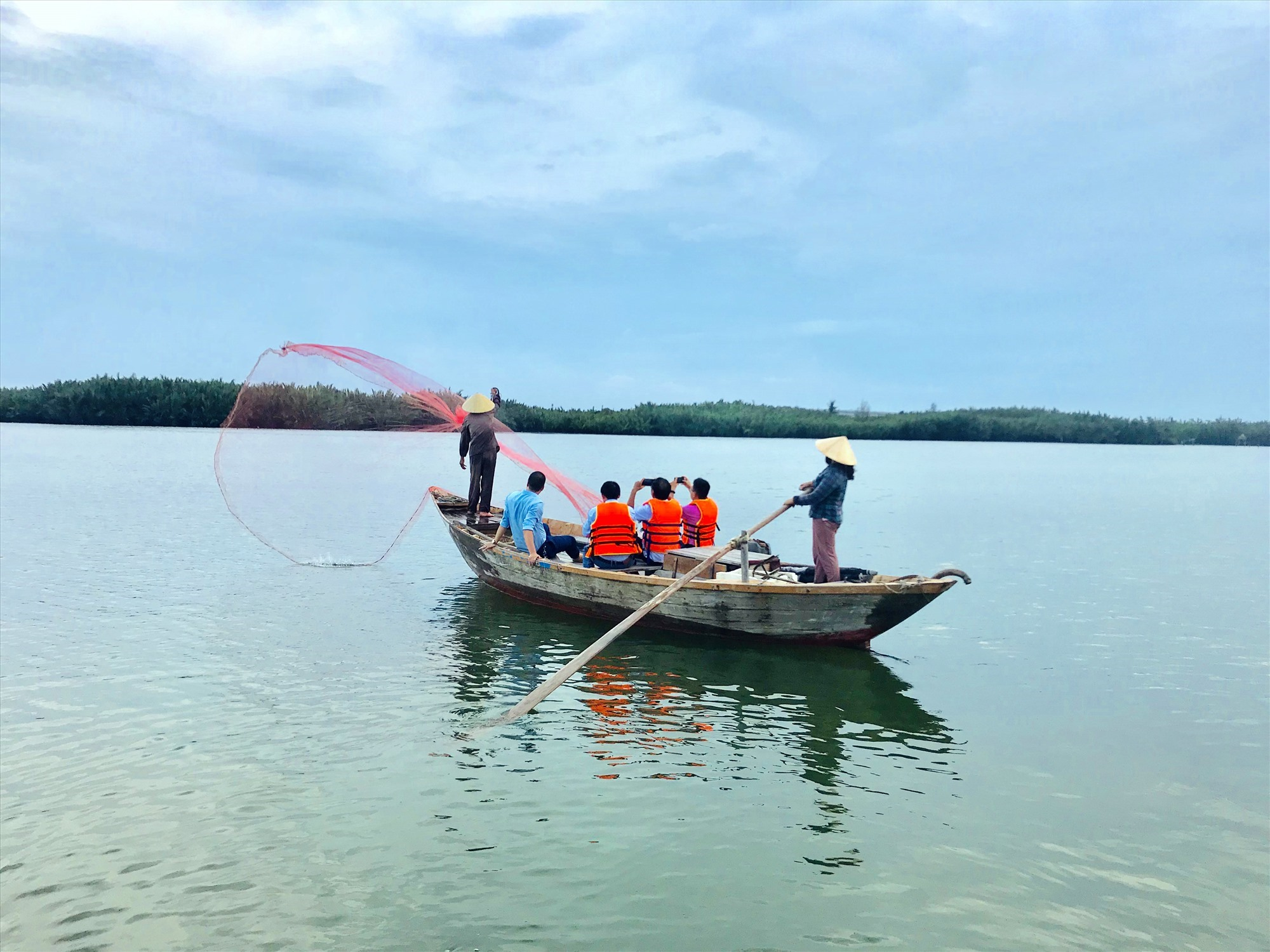 Water tourism in Quang Nam
