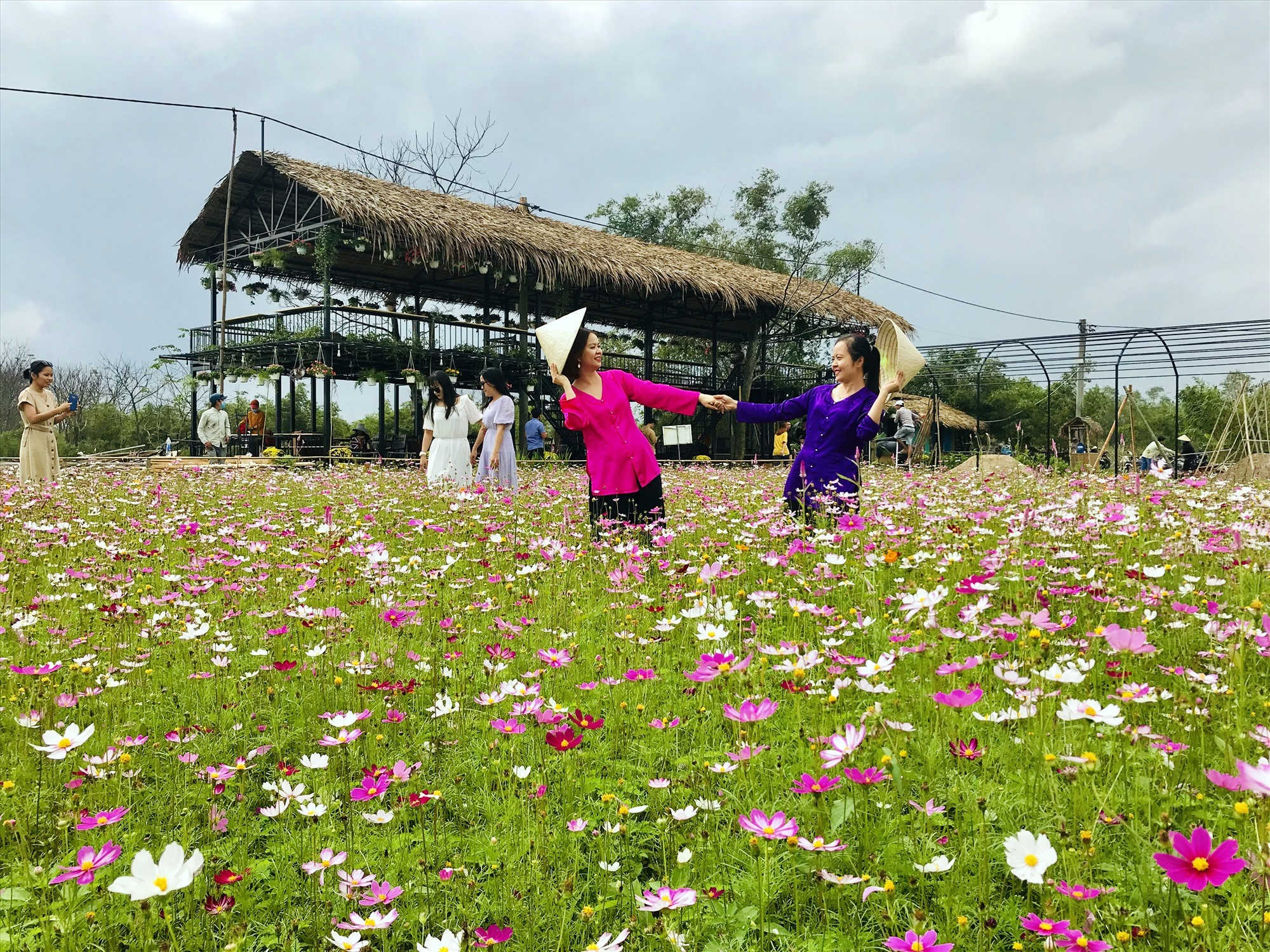 Agricultural tourism in Quang Nam