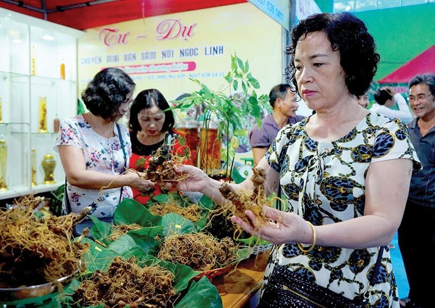 Ngoc Ling ginseng