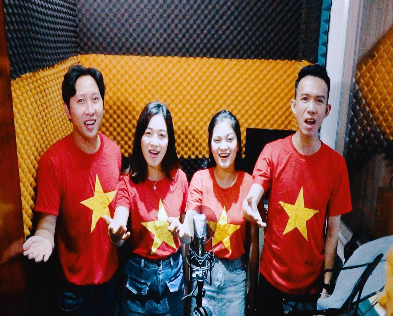 Những giọng ca trưởng thành từ văn nghệ quần chúng xứ Quảng.