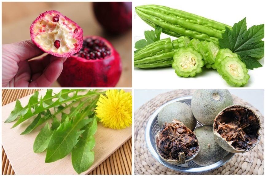 Đây là những thực phẩm đắng lành mạnh giúp hạ đường huyết ở bệnh nhân
