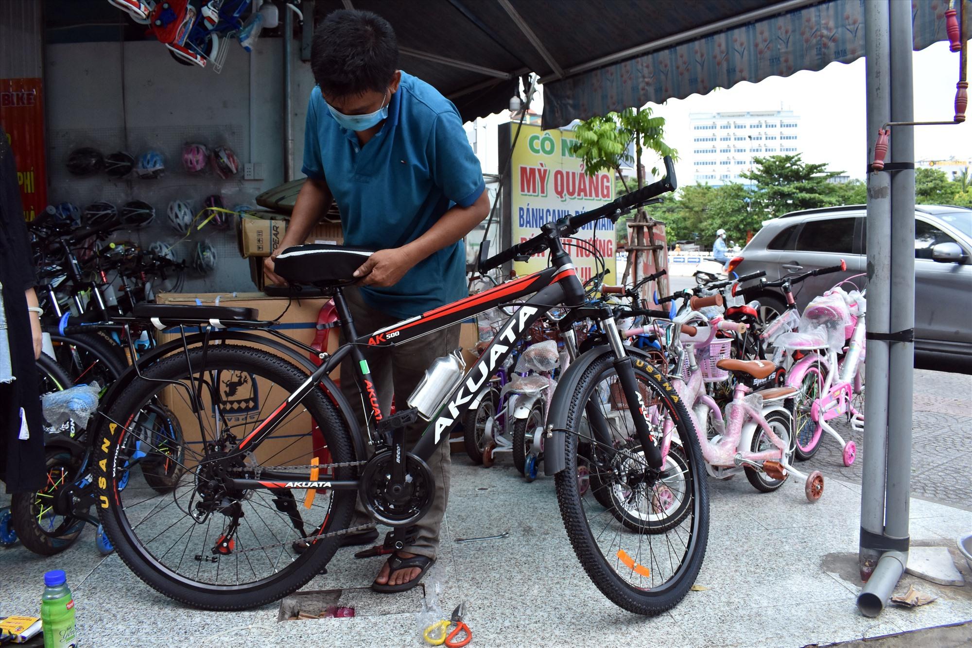 Nhiều phân khúc xe đạp cao giá vẫn được khách hàng đón nhận