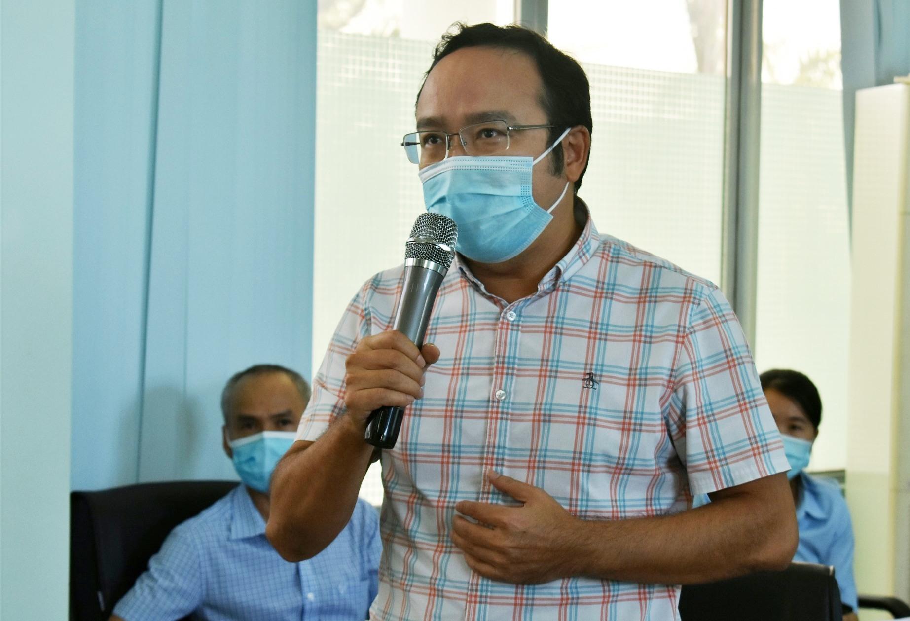 Doanh nghiệp kiến nghị xem xét cho phép một số lao động quản lý ở Đà Nẵng làm việc tại KCN Điện Nam - Điện Ngọc đi về trong ngày