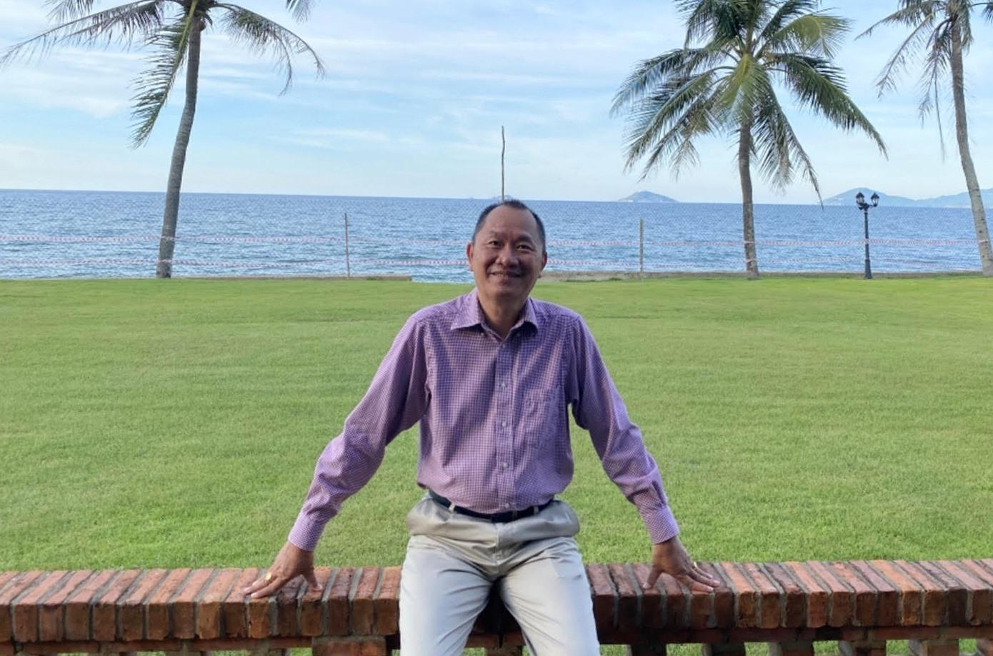Nguyễn Anh Tuấn đang cách ly tại Hội An