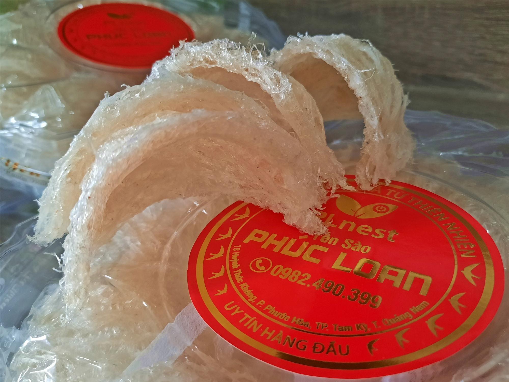 Phuc Loan refined swallow nest