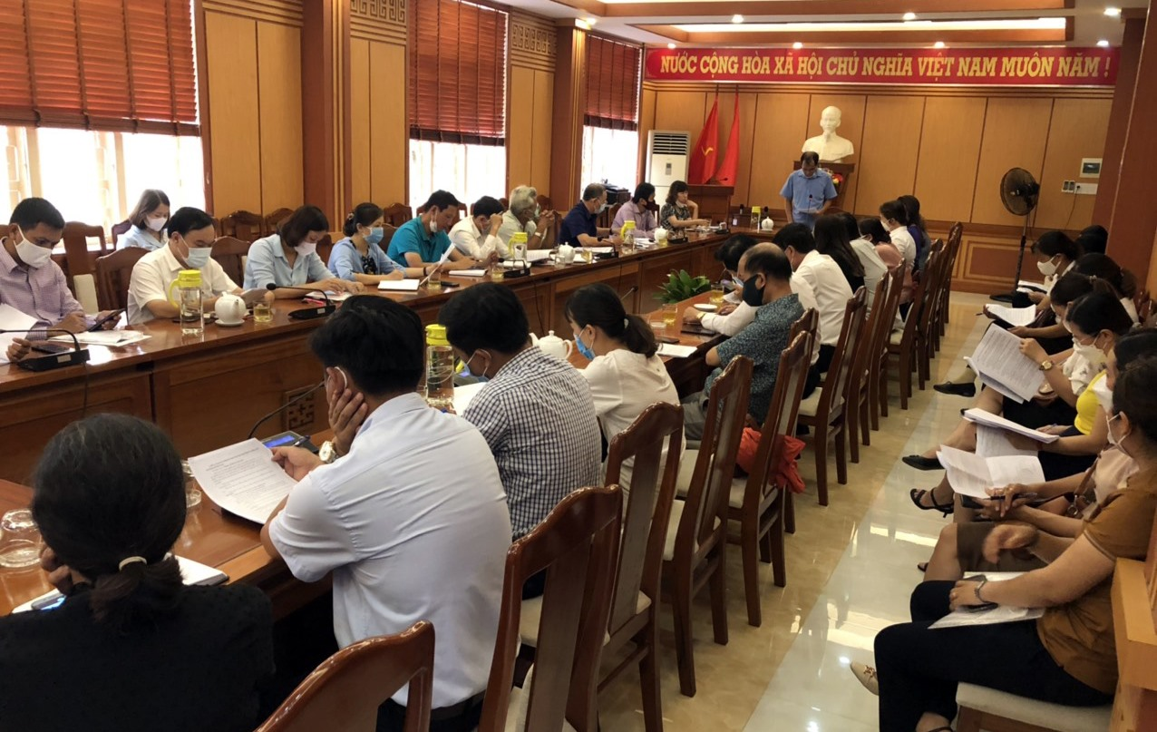 UBND thành phố triển khai kế hoạch thực hiện Nghị quyết 68.