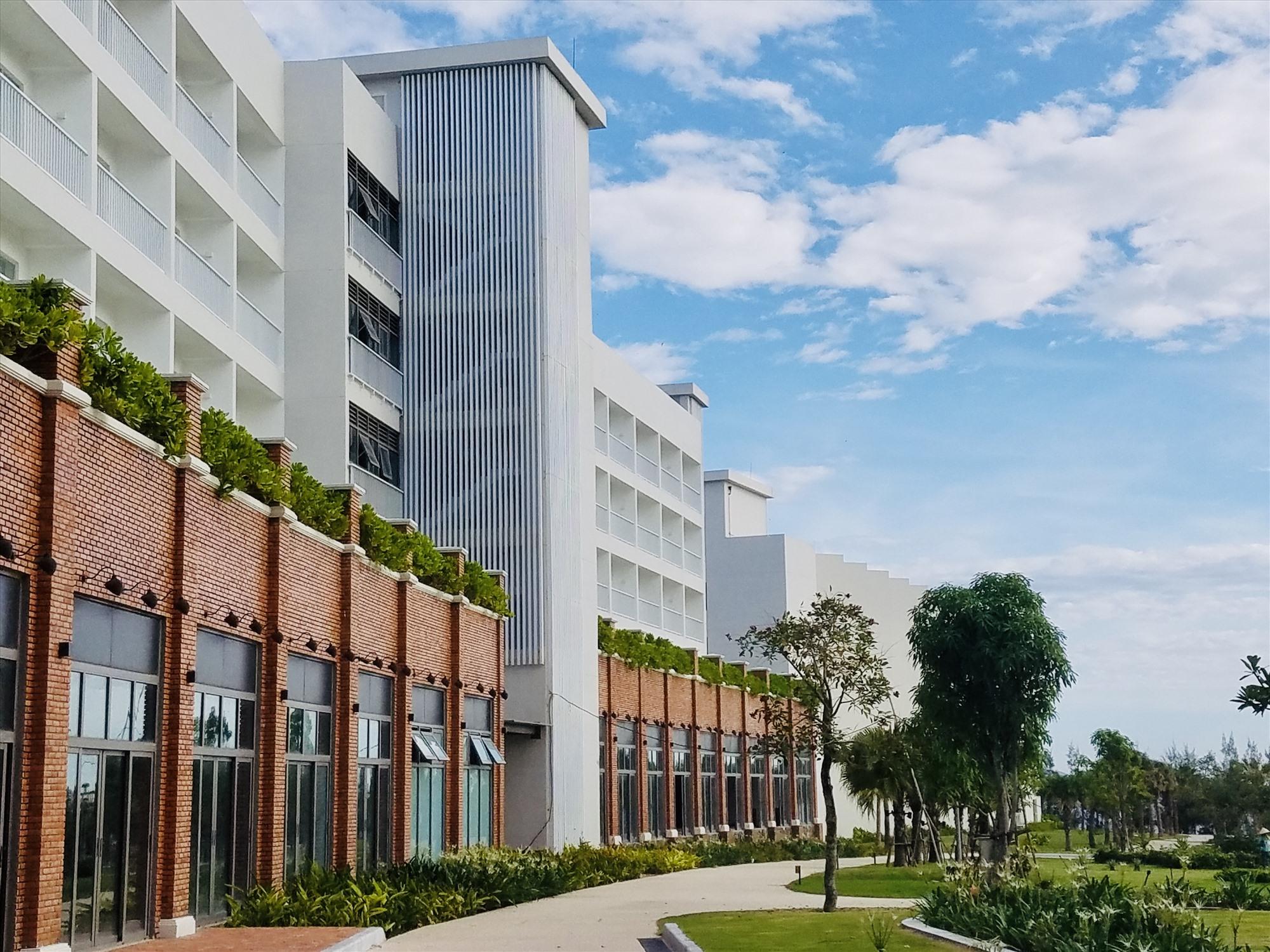 Khách sạn Citadines Pearl Hoi An dành nhiều phòng ưu đãi hỗ trợ chuyên gia, người lao động lưu trú phòng dịch. Ảnh: Q.T