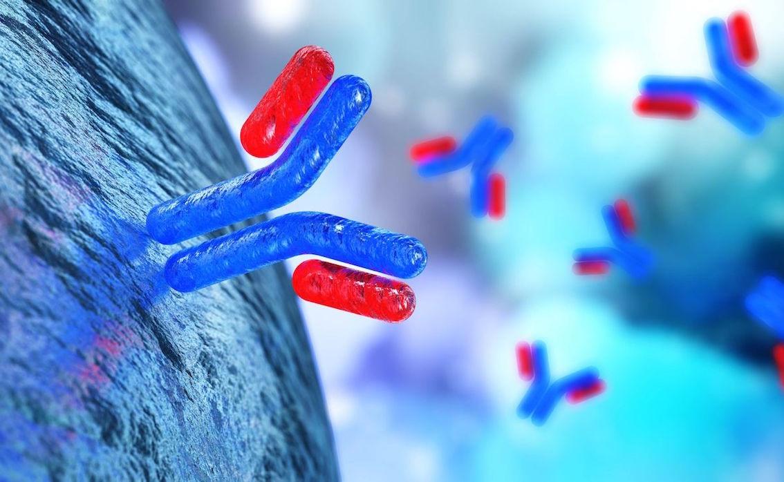 Thuốc kháng thể Ronapreve giảm nguy cơ cao chuyển nặng của bệnh nhân Covid-19. Ảnh: Shutterstock