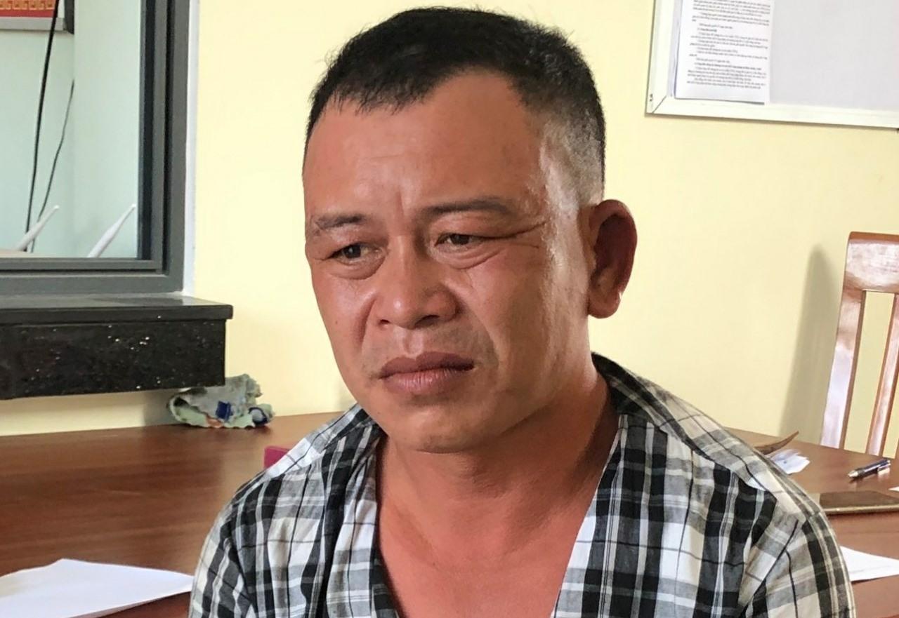 Đối tượng Huỳnh Văn Minh.