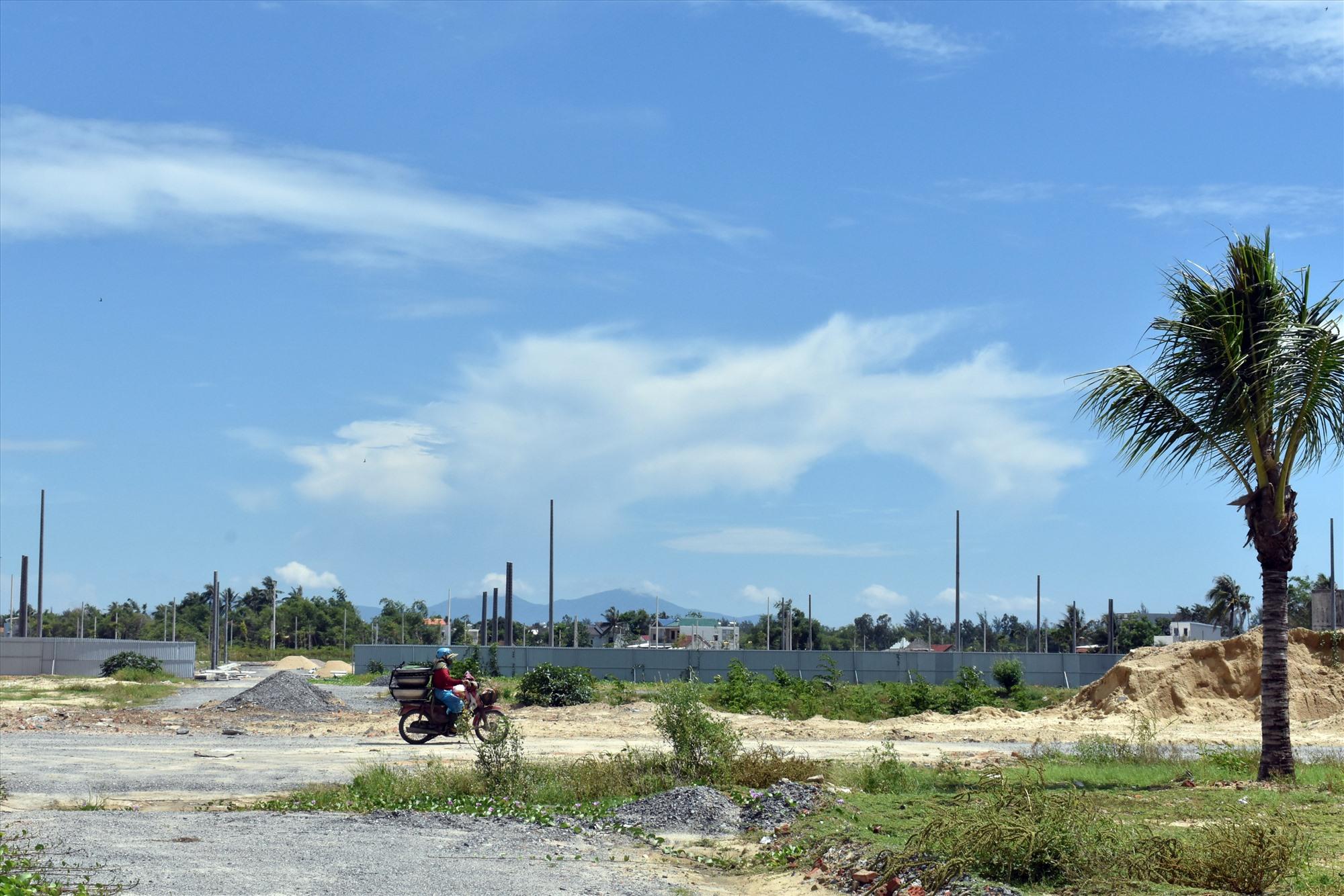 Dự án Khu đô thị Dương Hội đối diện dự án Khu phức hợp Hà My