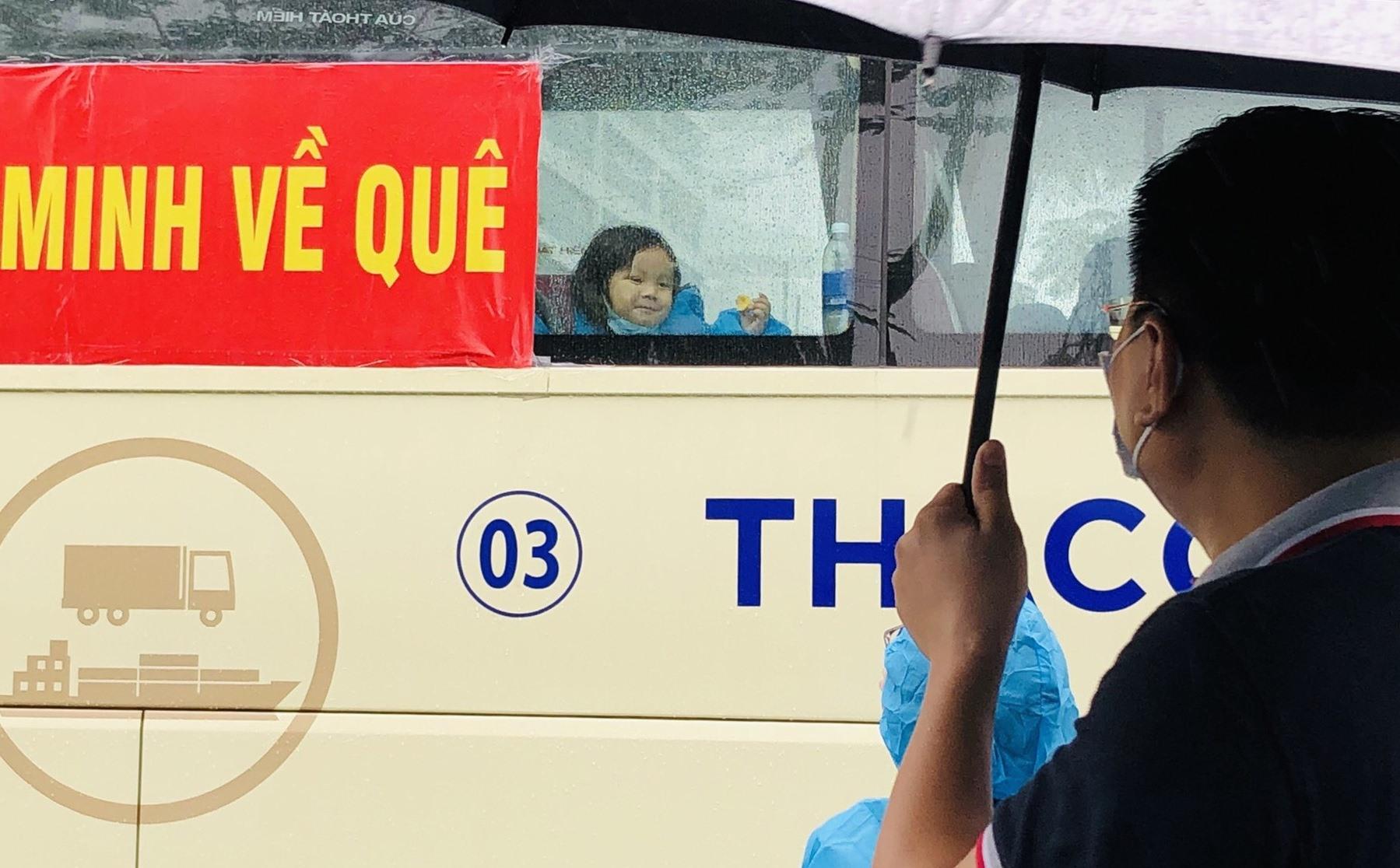 Tạm biệt Sài Gòn. Ảnh:C.K
