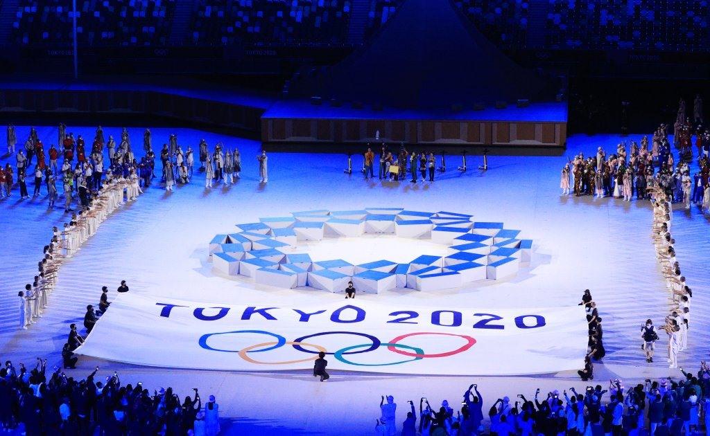 Giới thiệu logo của Thế vận hội mùa hè 2020 tại Nhật Bản