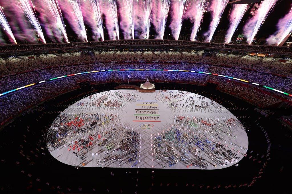 """Như khẩu hiệu của Olympic Tokyo 2020: """"Nhanh hơn, Cao hơn, Mạnh hơn - Cùng Nhau"""""""