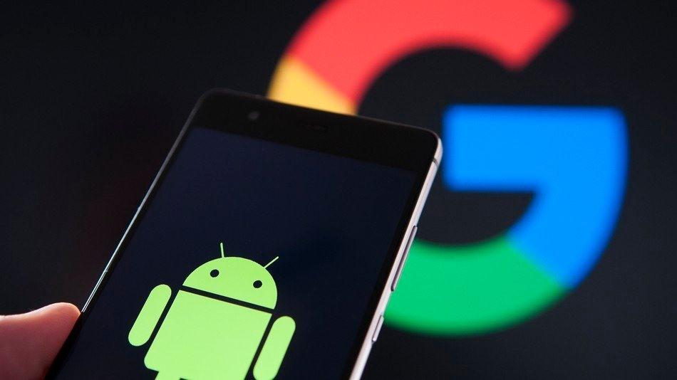 Hệ điều hành Android được Google phát triển. Ảnh: tekdeeps.com